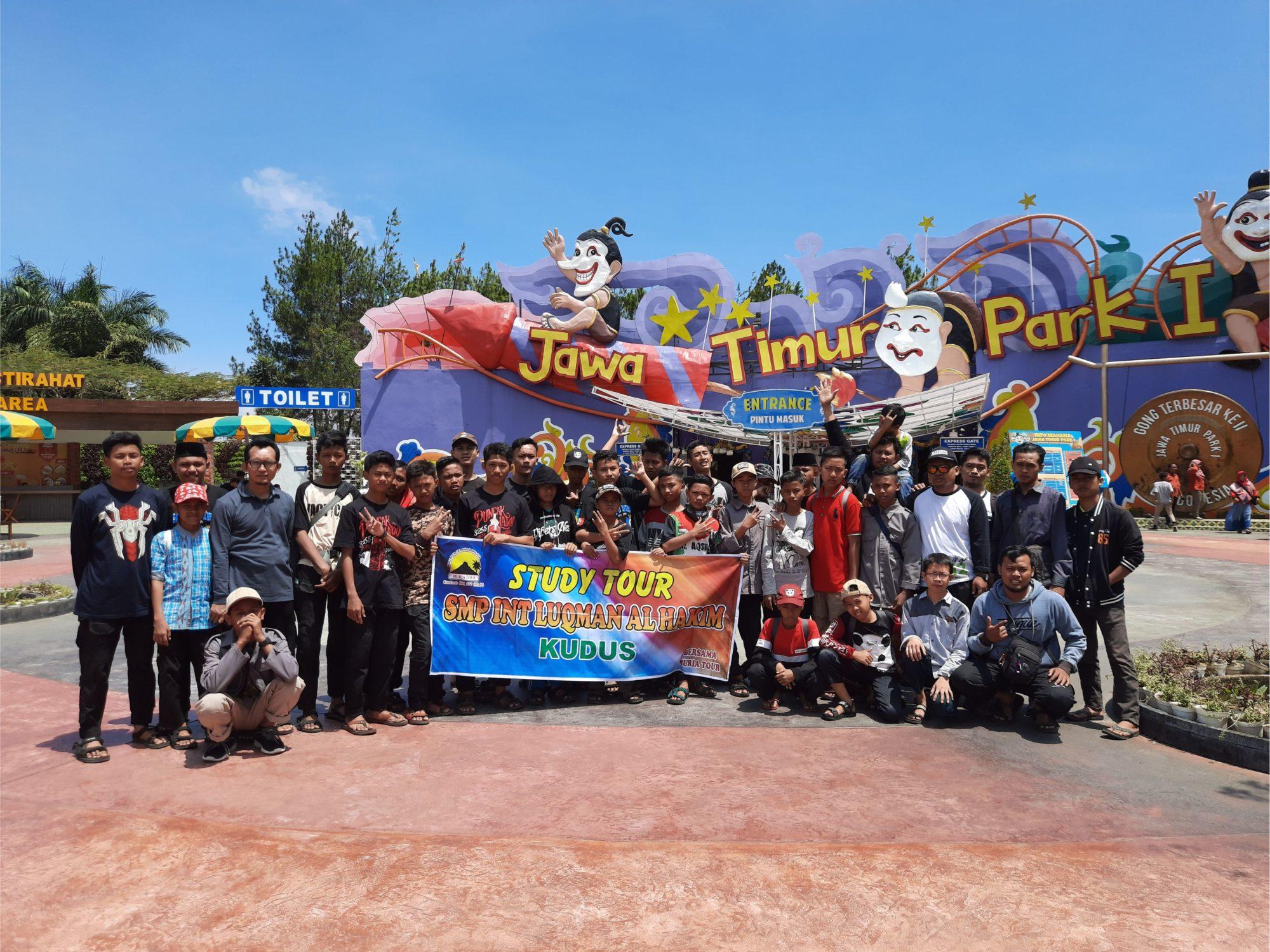 study tour ke jatim park 1